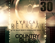 Lyrical Retreat Poster